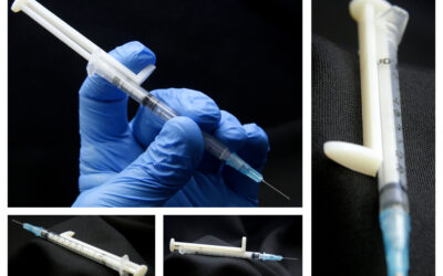 Precision Syringe: Difficult problems make for interesting solutions