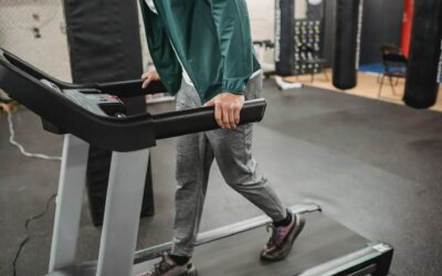 Fabled Self-Pacing Treadmill is Real and it's in Omaha